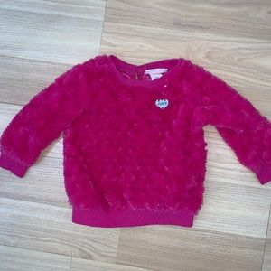 JUICY COUTURE kids sweater size 18 mois